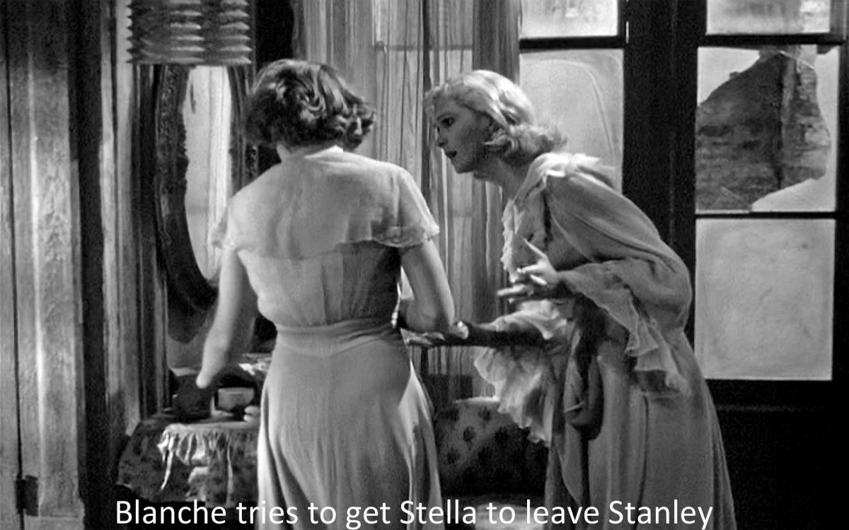 Streetcar Named Desire Quote 9 Picture Quote #1