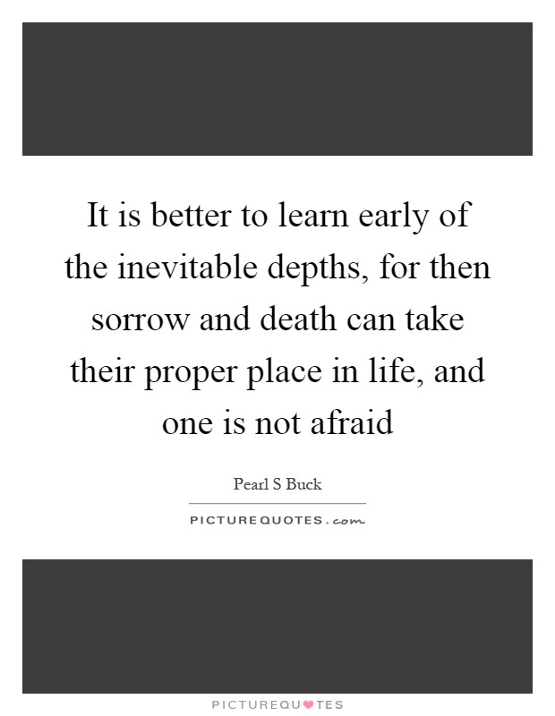 Pearl S Buck Quotes Sayings 160 Quotations Page 3