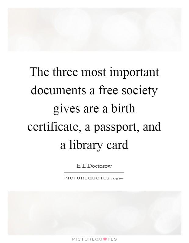 Passport Quotes Passport Sayings – Certificate Sayings
