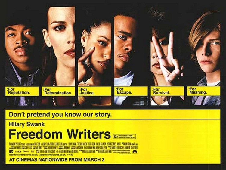 Freedom Writers Movie Quotes & Sayings | Freedom Writers Movie ...