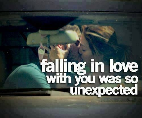 Falling For Someone Quote 1 Picture Quote #1