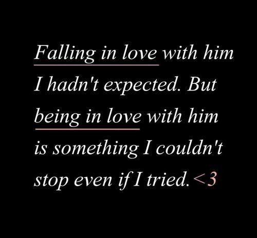 Falling For Someone Unexpectedly Quote 1 Picture Quote #1