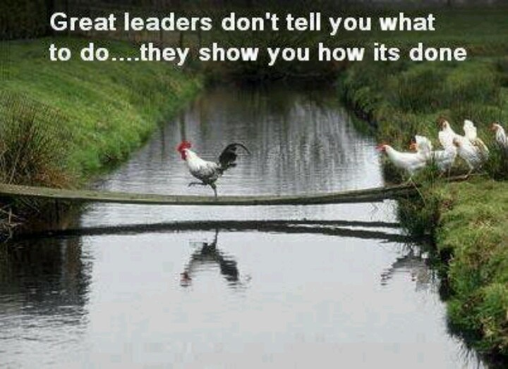 Great Leadership Quote 2 Picture Quote #1