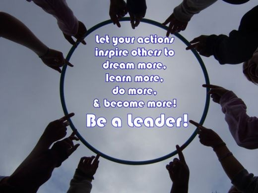 Great Leadership Quote 3 Picture Quote #1