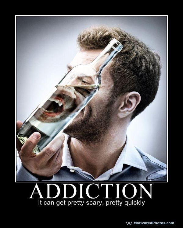 Drug Addiction Quote 5 Picture Quote #1