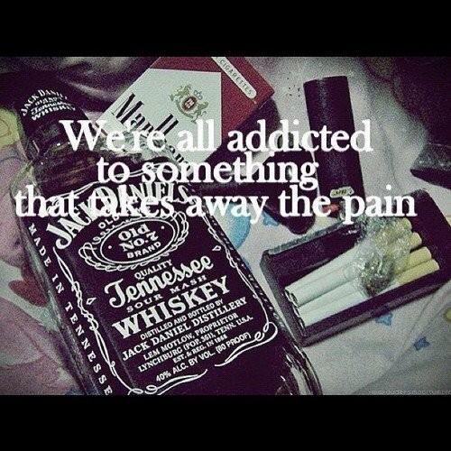 Drug Addiction Quote 8 Picture Quote #1