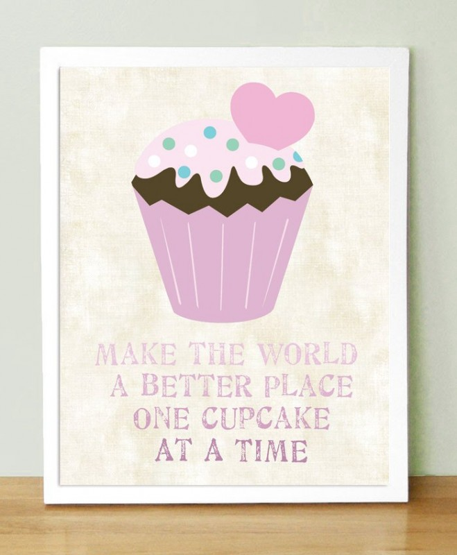 Cute Baking Quote 1 Picture Quote #1