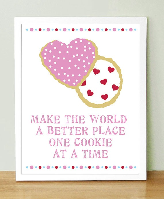 Cute Baking Quote 3 Picture Quote #1