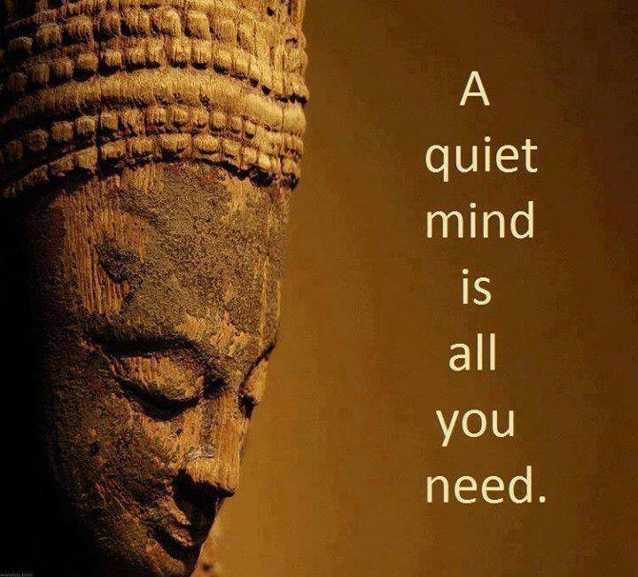 Quiet Quote 6 Picture Quote #1
