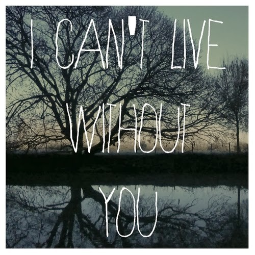 Im Nothing Without You Quote 1 Picture Quote #1