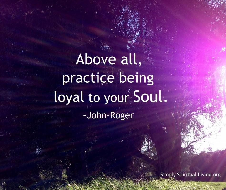 Spiritual Practice Quote 1 Picture Quote #1