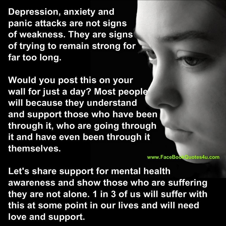 Mental Health Awareness Quote 5 Picture Quote #1