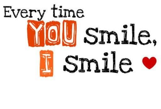Cute Smile Quote 1 Picture Quote #1