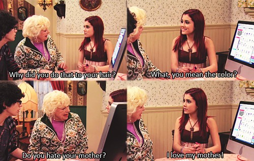 Cat Valentine Quote 1 Picture Quote #1