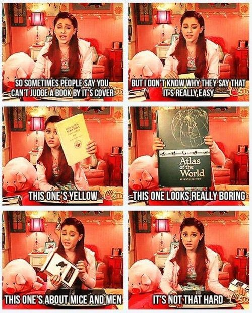 Cat Valentine Quote 4 Picture Quote #1