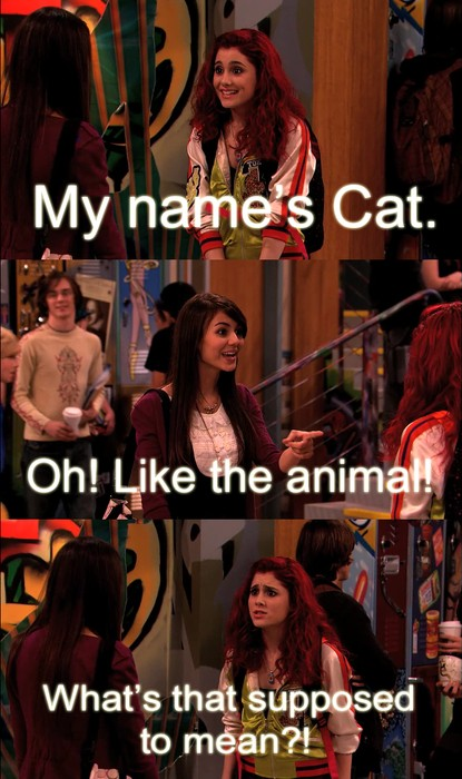 Cat Valentine Quote 9 Picture Quote #1