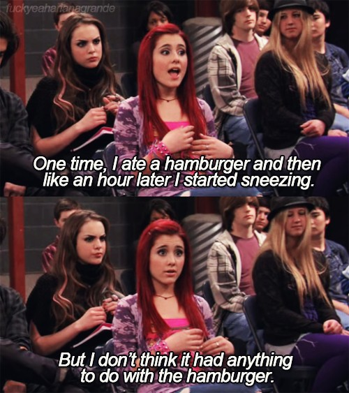 Cat Valentine Funny Quote 4 Picture Quote #1