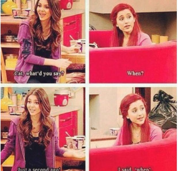 Cat Valentine Quote 16 Picture Quote #1