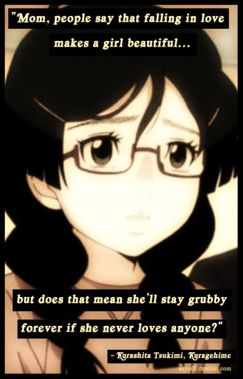 Anime Love Quote Quote Number 638305 Picture Quotes