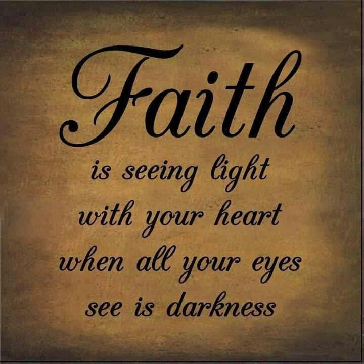 Always Have Faith Quote 1 Picture Quote #1