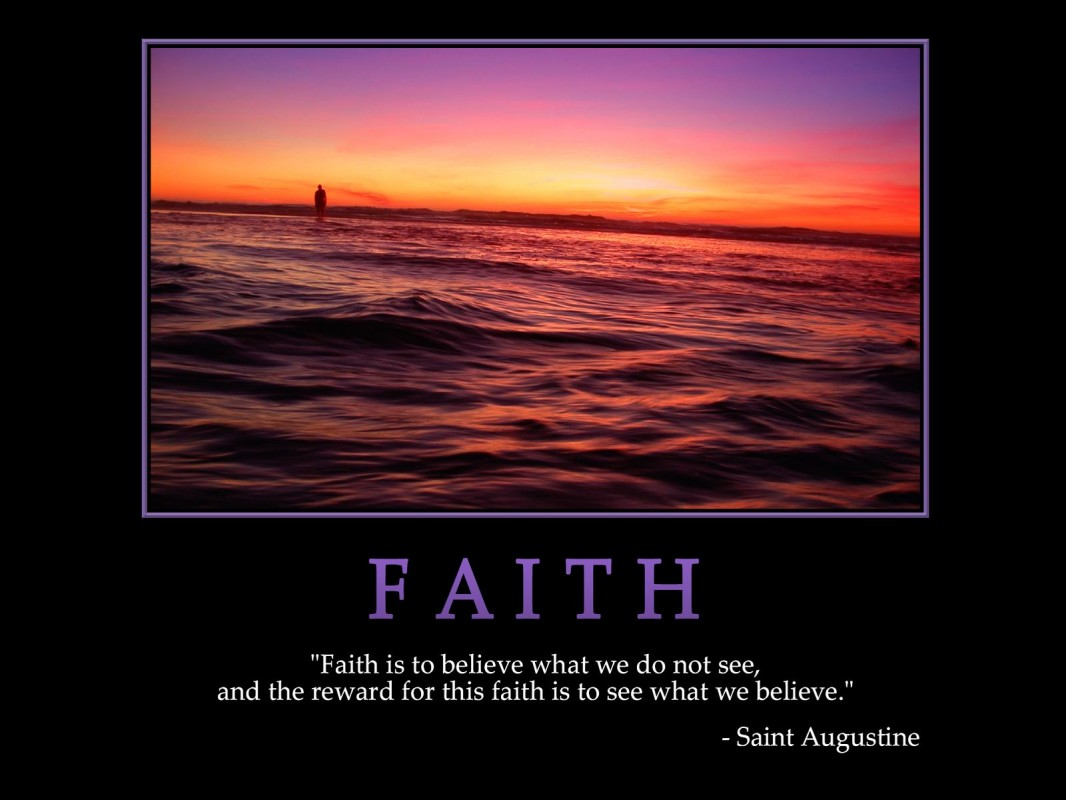 Have Faith Quote 3 Picture Quote #1