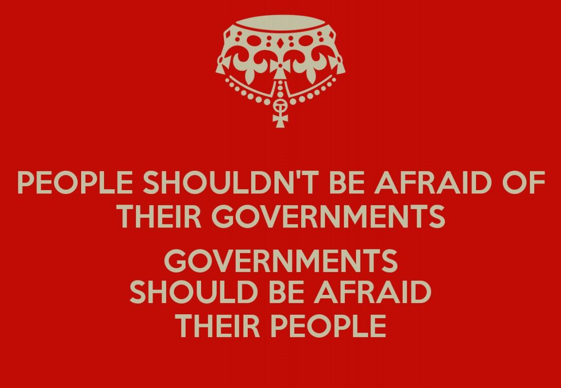 Government Quote 1 Picture Quote #1