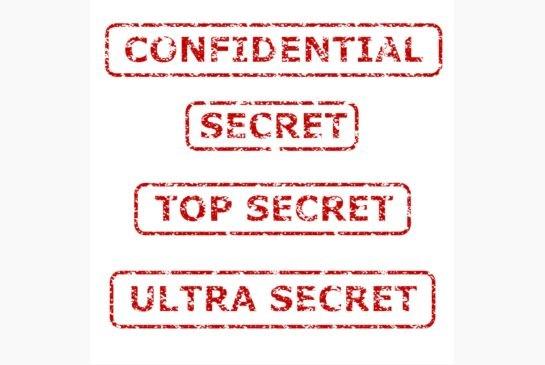 Secretive Government Quote 1 Picture Quote #1