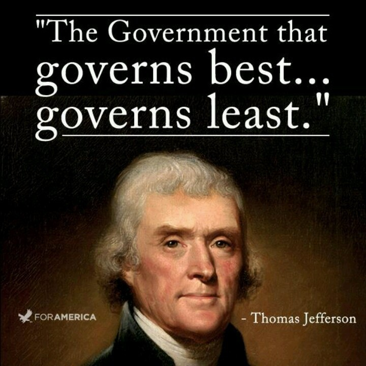 Limited Government Quote 1 Picture Quote #1