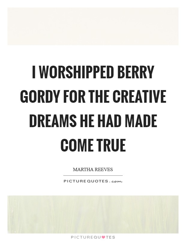 Martha Reeves Quotes Sayings 24 Quotations