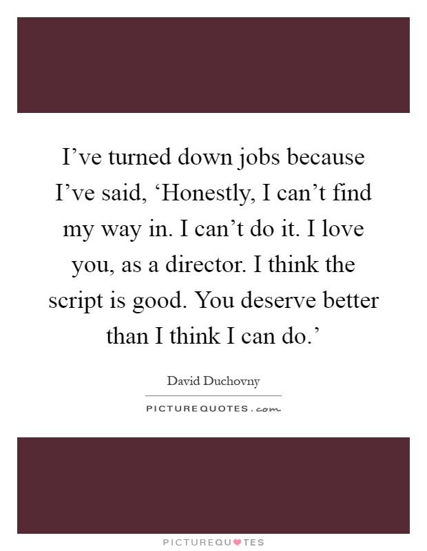 business director quotes