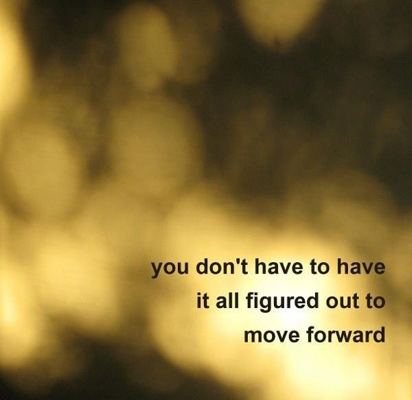 Keep Moving Forward Quote 2 Picture Quote #1