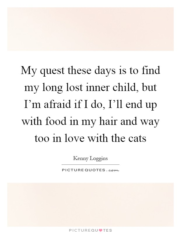 Inner Child Quotes & Sayings