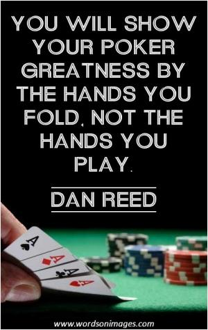 Gambling Quotes From Movies   Quote Number 645777   Picture