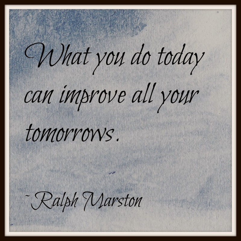 Ralph Marston Quote 2 Picture Quote #1