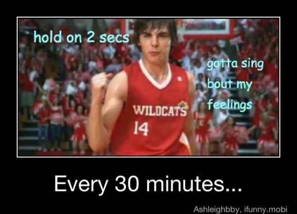 High School Musical Funny Quote 2 Picture Quote #1