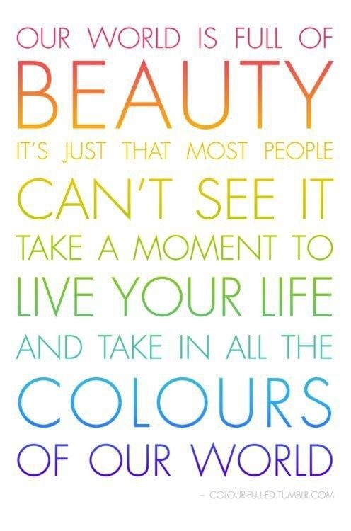 Colorful Quote 1 Picture Quote #1