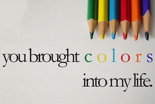 Colorful Quote 3 Picture Quote #1