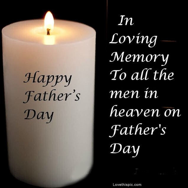 Missing Dad In Heaven Quote | Quote Number 646273 | Picture ...