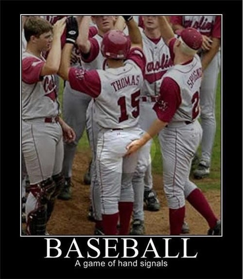 Funny Baseball Quote 3 Picture Quote #1
