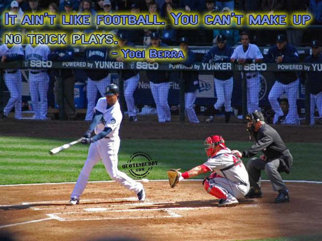 Funny Baseball Quote 6 Picture Quote #1