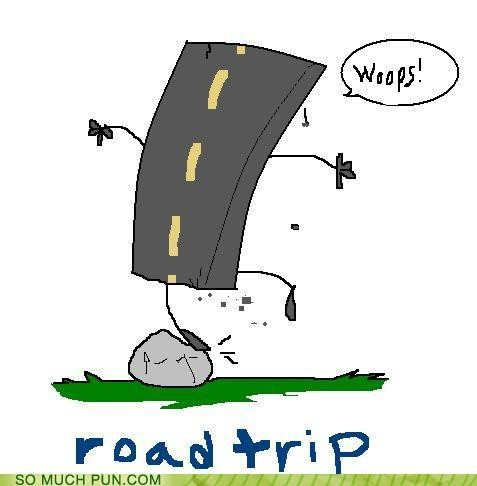 Road Trip Funny Quote 4 Picture Quote #1