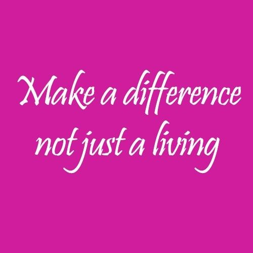 Make A Difference Quote 2 Picture Quote #1