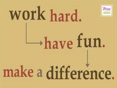 Make A Difference Quote 3 Picture Quote #1