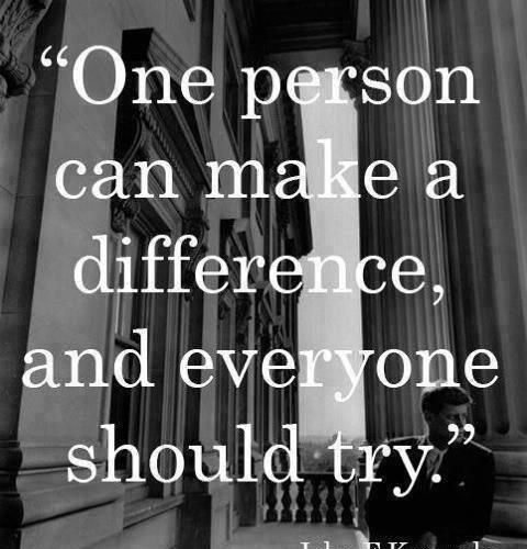 Make A Difference Quote 6 Picture Quote #1