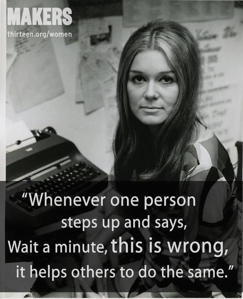 One Woman Can Make A Difference Quote 1 Picture Quote #1
