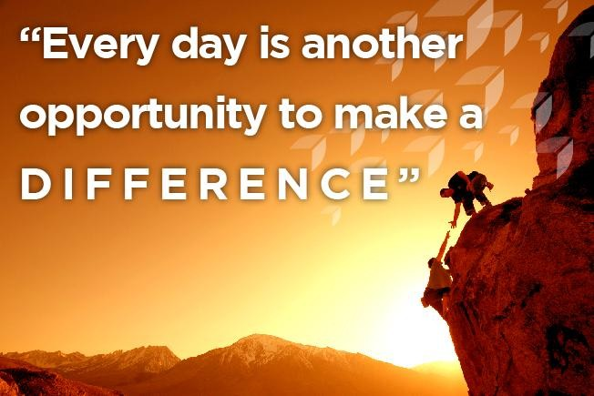 Make A Difference Quote 8 Picture Quote #1
