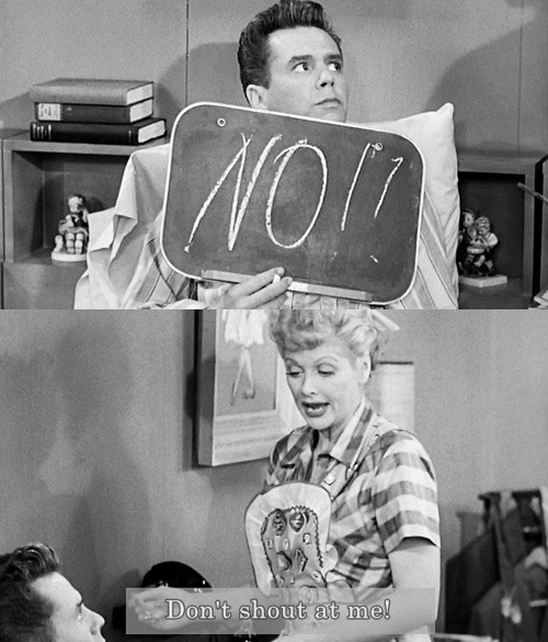 Funny Quote I Love Lucy Quote Number 646376 Picture Quotes