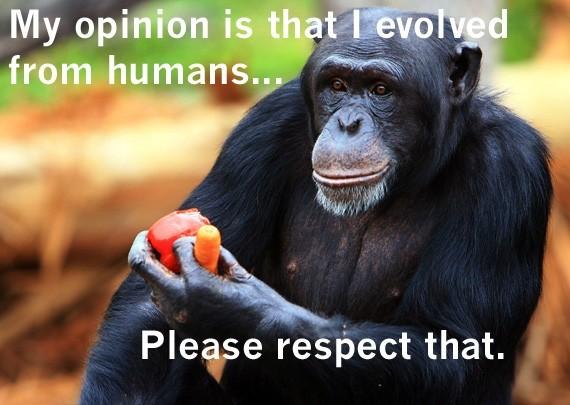 Evolution Quote 1 Picture Quote #1