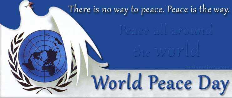 World Peace Quote 5 Picture Quote #1