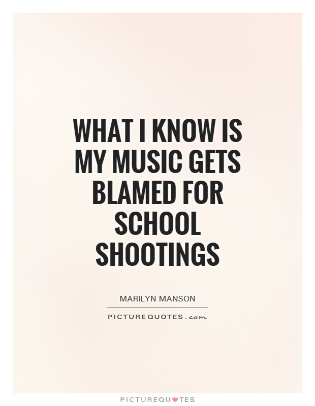Shooting Quotes Unique School Shooting Quotes & Sayings  School Shooting Picture Quotes